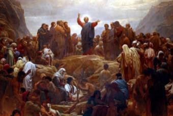 """Setkání """"Kázání na hoře pro dnešní svět a lidstvo"""""""
