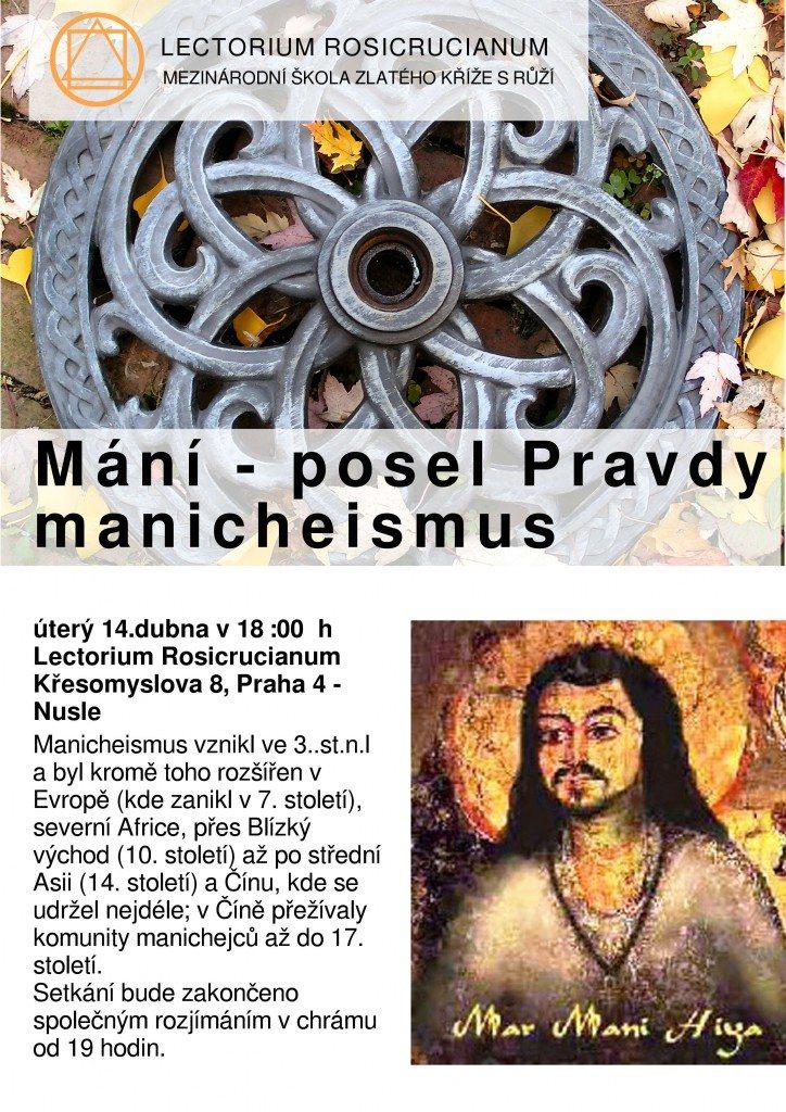 Mání - posel Pravdy a manicheismus